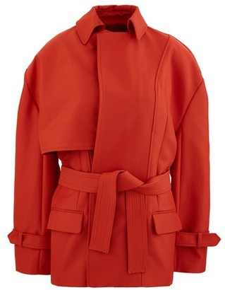 Jacquemus Carini short coat