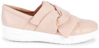 FitFlop Sporty II Bowy Leather Sneakers