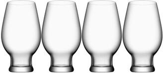 Orrefors 'IPA Beer' Glasses