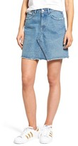 DL1961 Women's Parker High Waist Denim Skirt