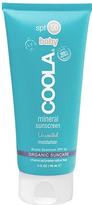 Coola Mineral Sunscreen Baby SPF50 Unscented Moisturiser