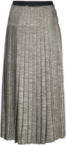 Derek Lam 10 Crosby pleated midi skirt