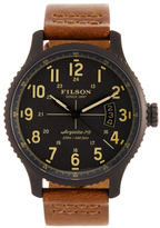 Filson Mackinaw Field 3-Hand Watch, 43mm