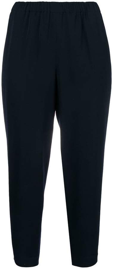 Comme des Garcons cropped trousers