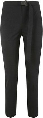 Brunello Cucinelli Attached Belt Trousers