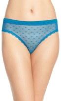 Honeydew Intimates Women's 'Maddie' Swiss Dot Bikini
