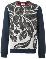 Dondup floral print sweatshirt