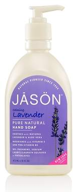 Jason Calming Lavender Pure Natural Hand Soap 473ml