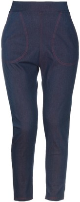 MARIA DI SOLE Denim pants
