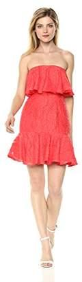 Keepsake Women's Radar Cocktail Plain Sleeveless Dress,(Manufacturer Size: L)