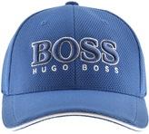 BOSS GREEN Cap US Blue