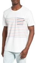 O'Neill Men's Washington Stripe Pocket T-Shirt