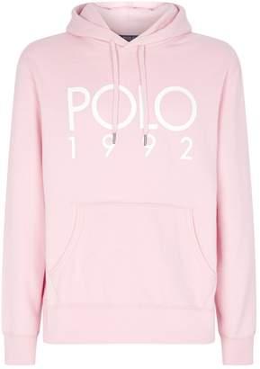 Polo Ralph Lauren Graphic Logo Hoodie