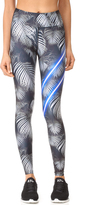 We Are Handsome Flexicool Performance Capri Leggings