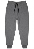 Ami Grey Cotton Jersey Jogging Trousers