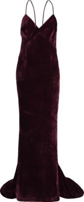 Stella McCartney Velvet Gown