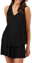 French Connection Pleated Cami