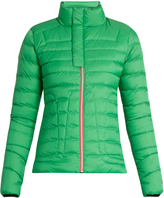 PERFECT MOMENT Mini Duvet down-padded ski jacket