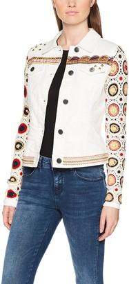 Desigual Women's Chaq_Kenya Jacket