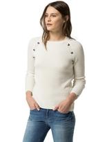 Tommy Hilfiger Embellished Sweater