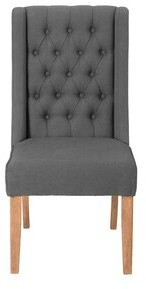 Gracie Oaks Shanahan Upholstered Dining Chair Gracie Oaks