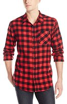 O'Neill Men's Cooker Long Sleeve Woven Shirt
