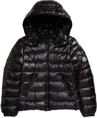 Moncler Bady Water Resistant Down Hooded Puffer Jacket