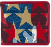 Valentino Garavani Valentino 'Camustars' denim wallet - men - Cotton/Leather - One Size
