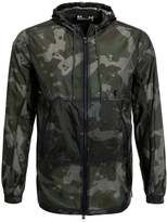 Under Armour Courtside Windbreaker Olive