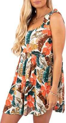 Rip Curl Tropic Coast Cover-Up Dress