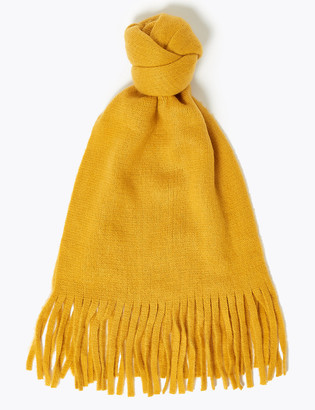 Marks and Spencer Super Soft Knitted Scarf