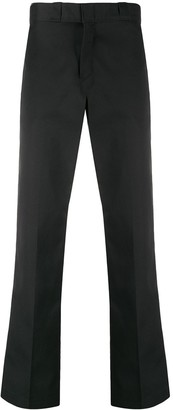 Dickies Construct flared mid rise trousers