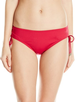 Calvin Klein Women's Adjustable Tie Side Bikini Bottom