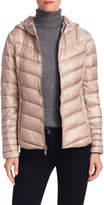Saks Fifth Avenue Women's Short Puffer Jacket