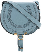 Chloé Mini Marcie shoulder bag - women - Calf Leather - One Size