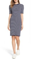 MICHAEL Michael Kors Women's Stripe T-Shirt Dress