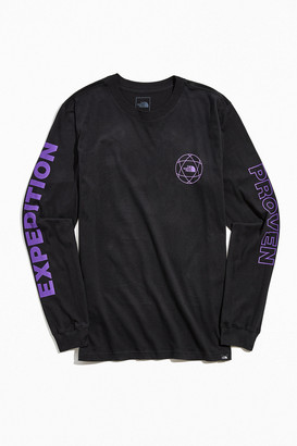 The North Face Double Sleeve Graphic Long Sleeve Tee
