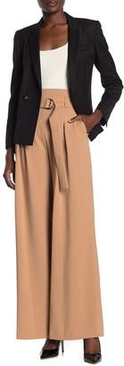 BCBGMAXAZRIA Waist Belt Long Pants