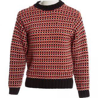 Cédric Charlier Orange Cotton Knitwear for Women