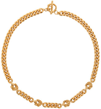ELHANATI Gold Bonnie Necklace