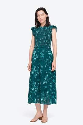 Sea Monet Midi Dress
