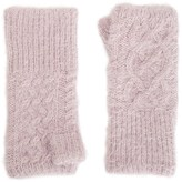 Juicy Couture Slinky Mix Fingerless Gloves