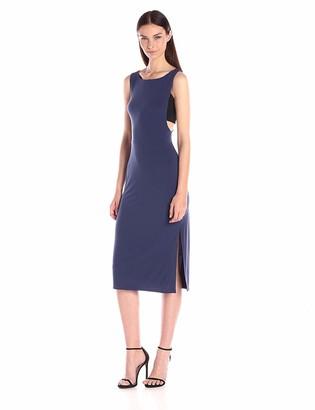 BCBGeneration Women's Cutout Midi Dress