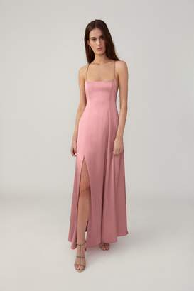 Fame & Partners Multi Strap Slip Dress