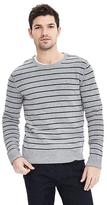 Banana Republic Reversible Stripe Crew