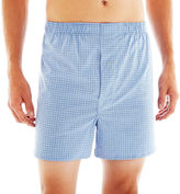 Hanes 2-pk. Pima Cotton Stretch Boxers