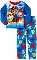 Nickelodeon Paw Patrol 2-Piece PJ Set (Toddler) - Blue-2T