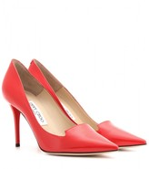 Jimmy Choo Avril patent-leather pumps