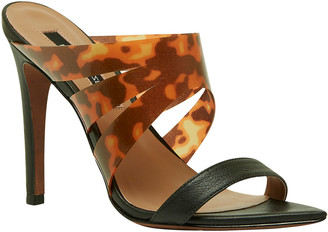 BCBGMAXAZRIA Alexa Leather Sandal