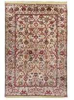 F.J. Kashanian Antique Persian Handmade Silk Teheran